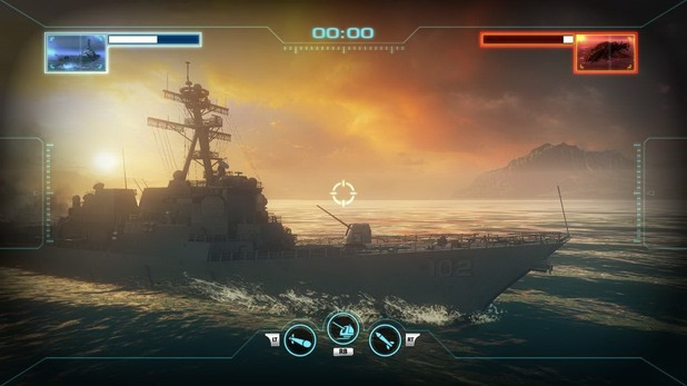 'Battleship' screenshot