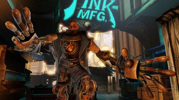 'Bioshock Infinite' Handyman