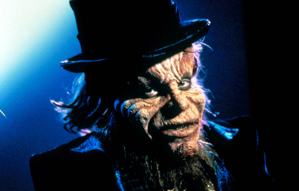 Warwick Davis, Leprechaun