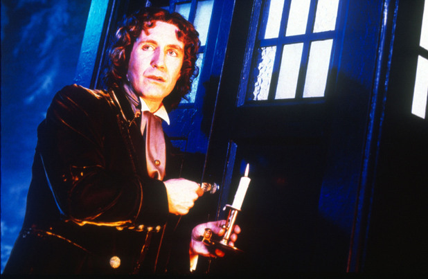 Paul McGann as The Doctor in Doctor Who: The Movie