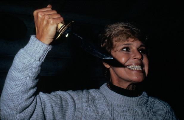 Worst: Pamela Voorhees (Betsy Palmer)