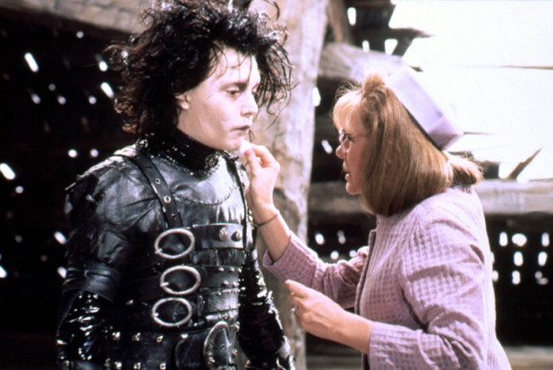 Edward Scissorhands still
