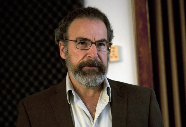 Mandy Patinkin as Saul Berenson in Homeland episode 5
