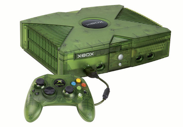 The Green Xbox