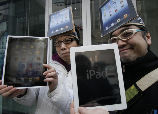 iPad 3 goes on sale