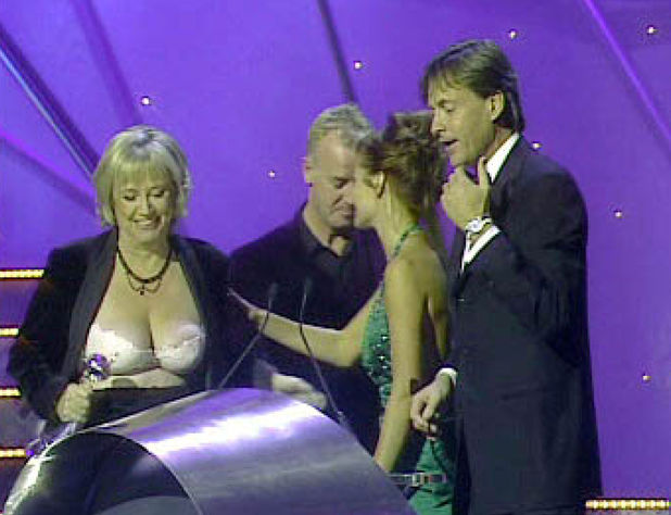 Judy Finnigan, Amanda Holden, Les Dennis and Richard Madeley 