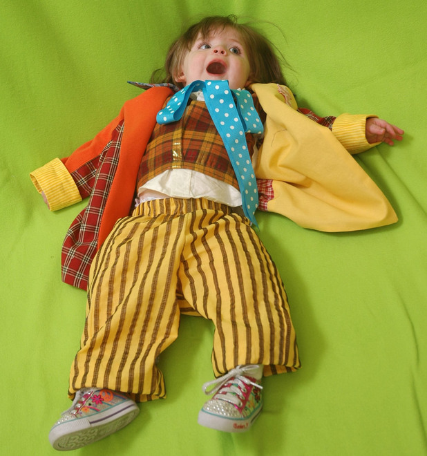 Valentine as the 6th Doctor