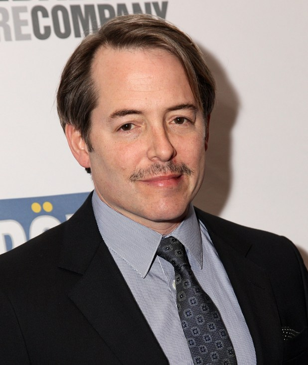 Matthew Broderick, Roundabout Theatre Company's 2012 Spring Gala