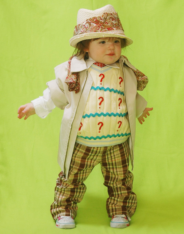 Valentine as the 7th Doctor