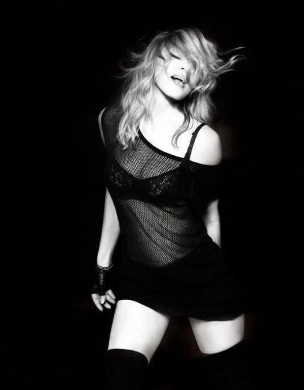 Madonna promo pics