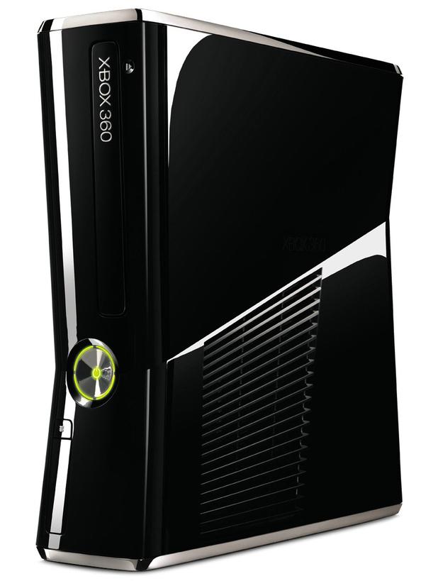 Xbox 360 Slimline