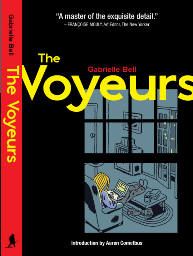 Gabrielle Bell's 'The Voyeurs'