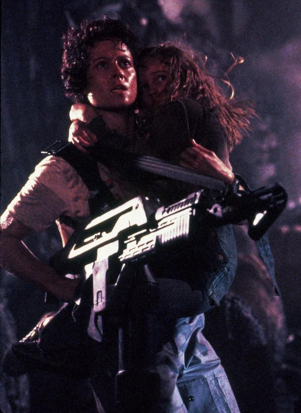 Worst: Sigourney Weaver, Aliens