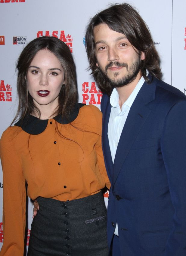 Camila Sodi and Diego Luna