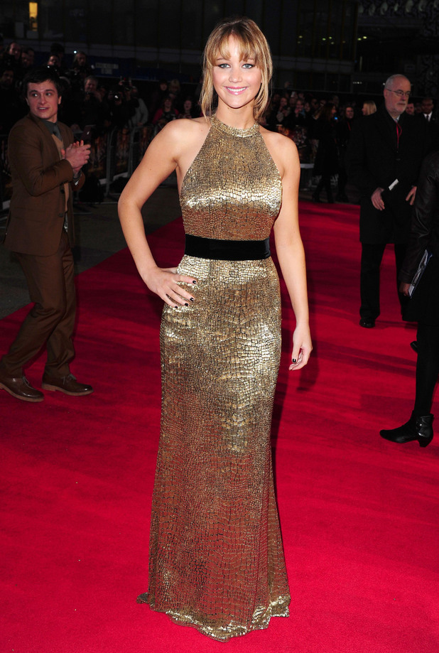 Hunger Games UK premiere in pictures