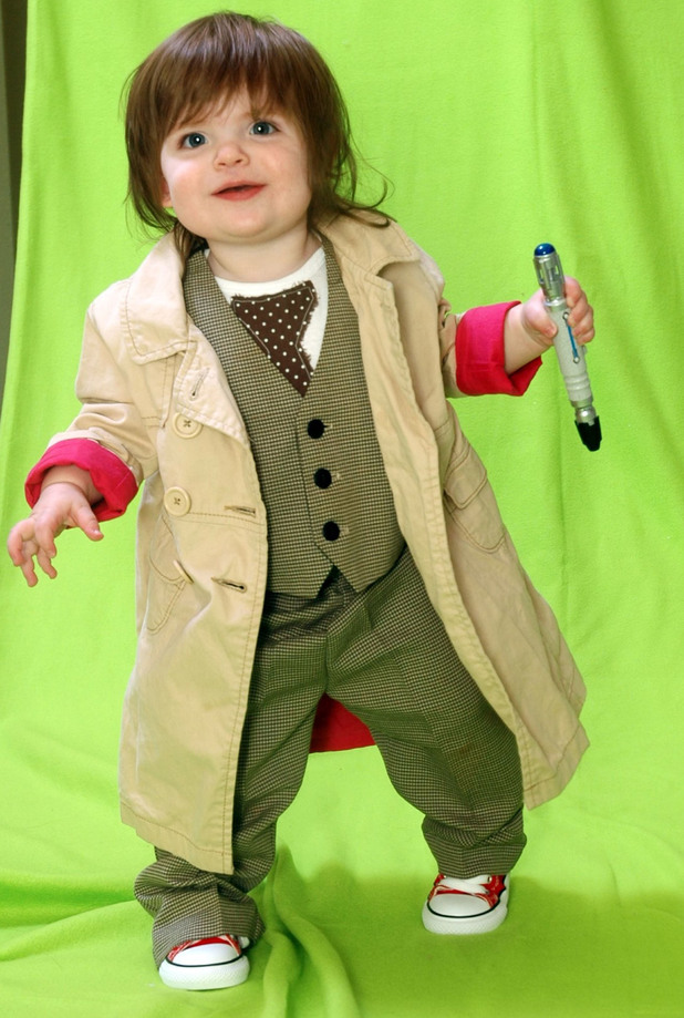 Valentine as the 10th Doctor