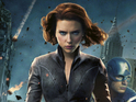 "Johansson reveals she's a ""huge fan of the Black Widow"" in new Marvel clip."