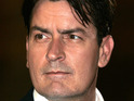 Charlie Sheen claims he helped Winona Ryder come up with her stage name.