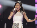 Jessica Sanchez tops the Digital Spy poll for the second week running.