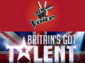 The Voice gets 60% more searches than Britain's Got Talent on Yahoo!