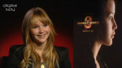 Jennifer Lawrence sits down with Digital Spy to discuss playing Katniss Everdeen in 'The Hunger Games'.