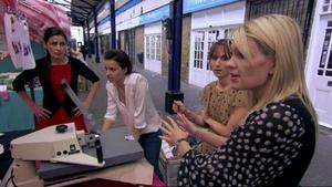 'Apprentice' watch clip: The girls' sub-team leave for London Zoo