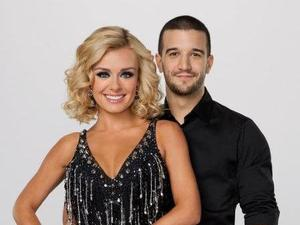 Dancing with the Stars: Katherine Jenkins, Mark Ballas (Season 14 couples portraits)
