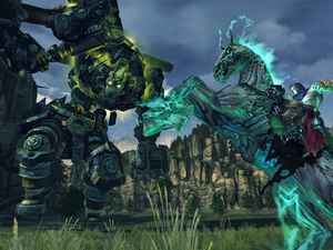 'Darksiders II' screenshot