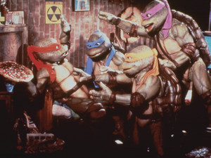 'Teenage Mutant Ninja Turtles 2' (1991)