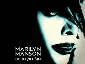 Marilyn Manson: &#39;Born Villian&#39;