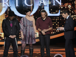 American Idol Top 10 Results Show - Ryan Seacrest reveals who is in danger of being eliminated