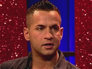 Mike &#39;The Situation&#39; Sorrentino
