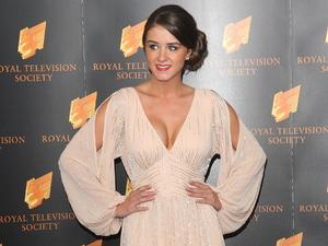 Brooke Vincent The RTS Programme Awards 2012- Arrivals London, England