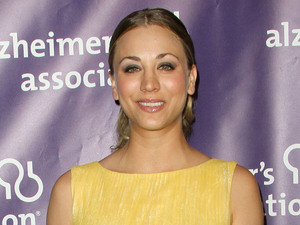 "Kaley Cuoco The 20th Annual ""A Night At Sardi's"" Fundraiser and Awards Dinner, held at The Beverly Hilton Hotel - Arrivals Beverly Hills, California"