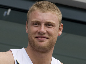 Freddie Flintoff Record Breakers