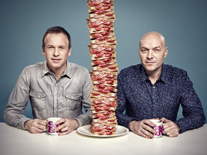 Sunday Brunch, Tim Lovejoy, Simon Rimmer