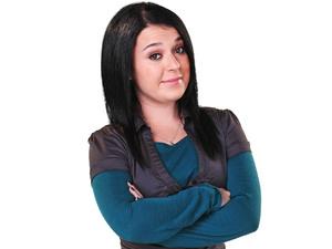 Dani Harmer as Tracey Beaker