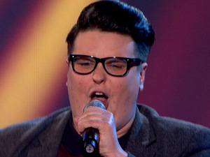 The Voice UK Episode 1 - Sam Buttery