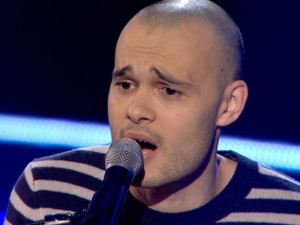 The Voice UK Episode 1 - Sean Conlon