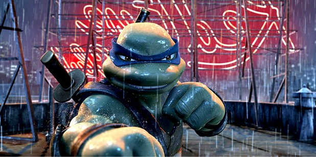 'Teenage Mutant Ninja Turtles' (2007)