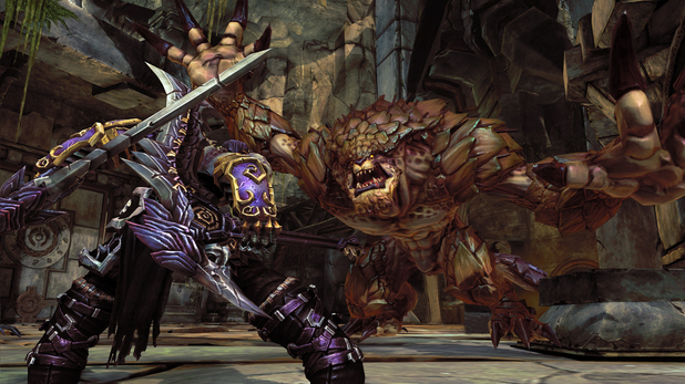 &#39;Darksiders II&#39; screenshot