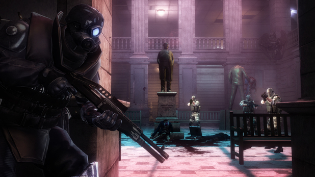 'Resident Evil: Operation Raccoon City' screenshot