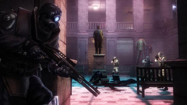 'Resident Evil: Operation Raccoon City' screenshot