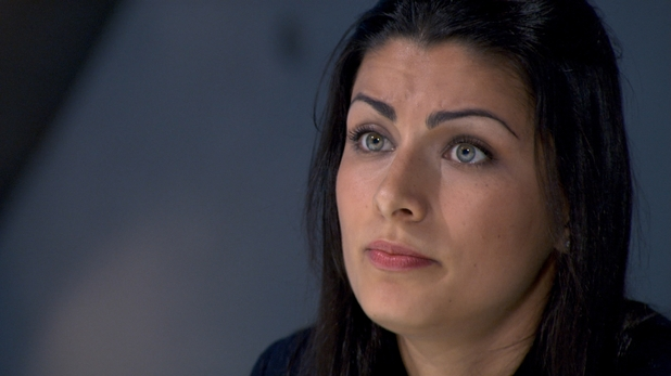 The Apprentice 2012 Episode 1: Bilyana Apostolova is the first candidate to be fired in The Apprentice