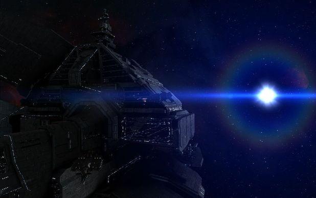 EVE online Dust 514 screenshot