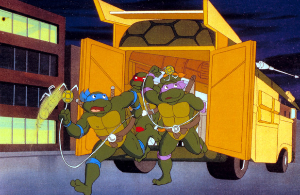 'Teenage Mutant Ninja Turtles' animated series