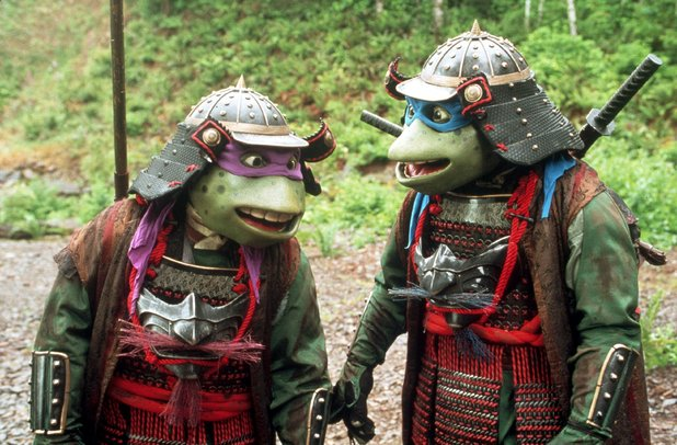 'Teenage Mutant Ninja Turtles 3' (1993)