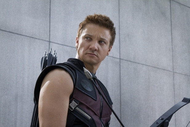 Hawkeye Jeremy Renner
