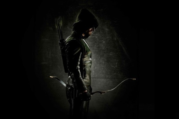 &#39;Arrow&#39; pilot first image