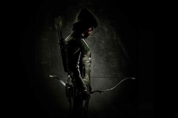 'Arrow' pilot first image